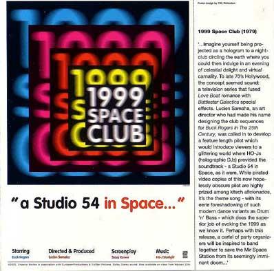 2. 1999 Space Club