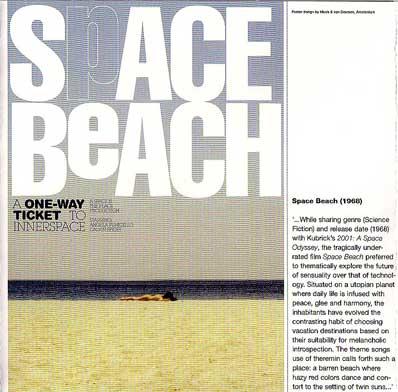 9. Space Beach