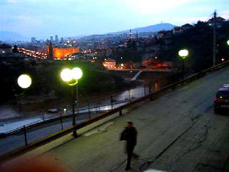 sarajevo-by-night