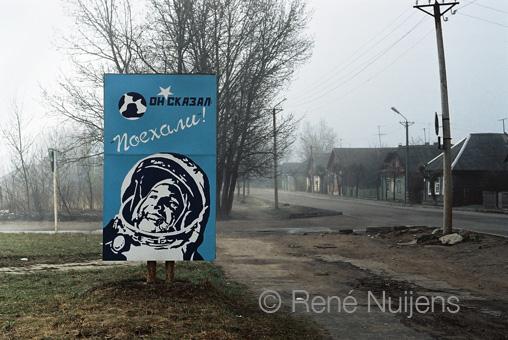 Gagarin Town, Yuri Laughing