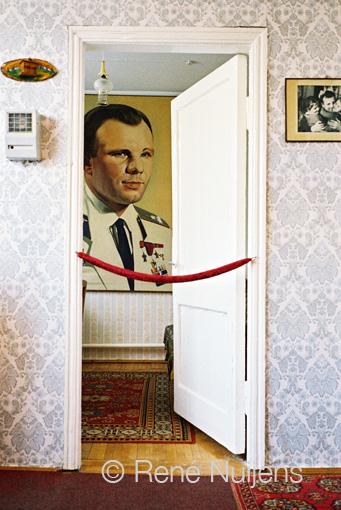 GagarinTown, House mum Gagarin